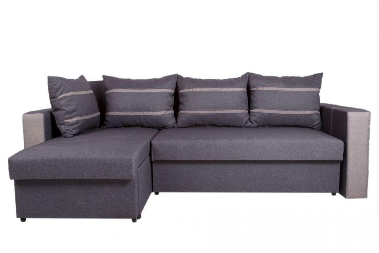 Угловые диваны - Диван угловой Гетьман №141 ткань Platinum фото 1 - ДиванКиев