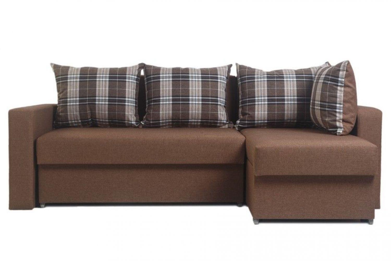 Угловые диваны - Диван угловой Гетьман №51 ткань Platinum фото 1 - ДиванКиев