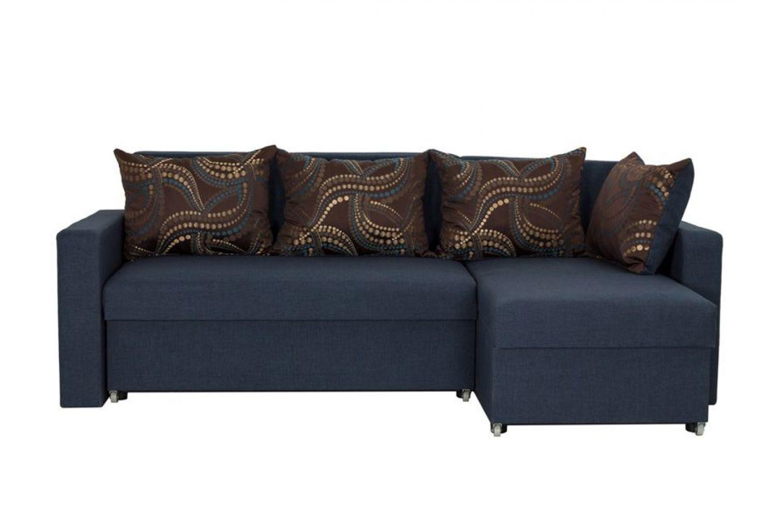 Угловые диваны - Диван угловой Гетьман №57 ткань Platinum фото 1 - ДиванКиев