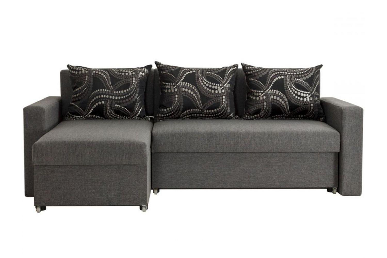 Угловые диваны - Диван угловой Гетьман №59 ткань Platinum фото 1 - ДиванКиев