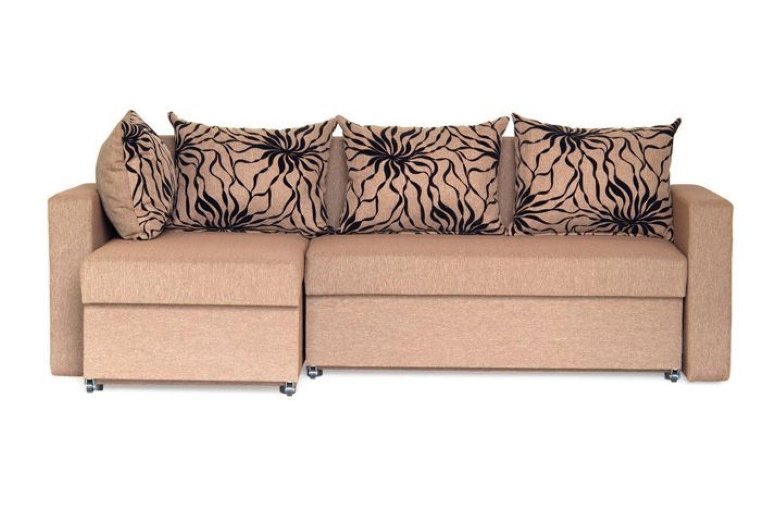 Угловые диваны - Диван угловой Гетьман №65 ткань Platinum фото 1 - ДиванКиев