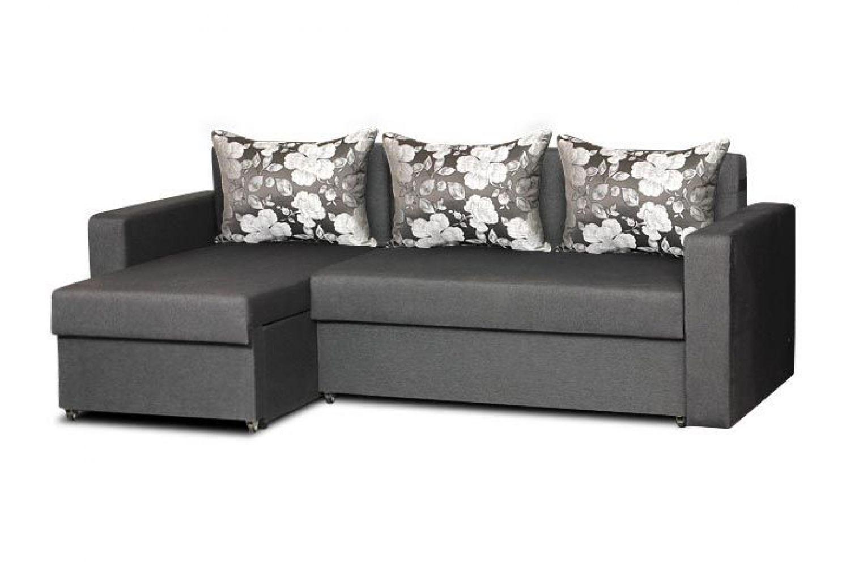 Угловые диваны - Диван угловой Гетьман №98 ткань Brilliant фото 1 - ДиванКиев