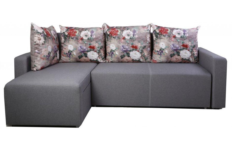 Угловые диваны - Диван угловой Гетьман №17 ткань Platinum фото 1 - ДиванКиев