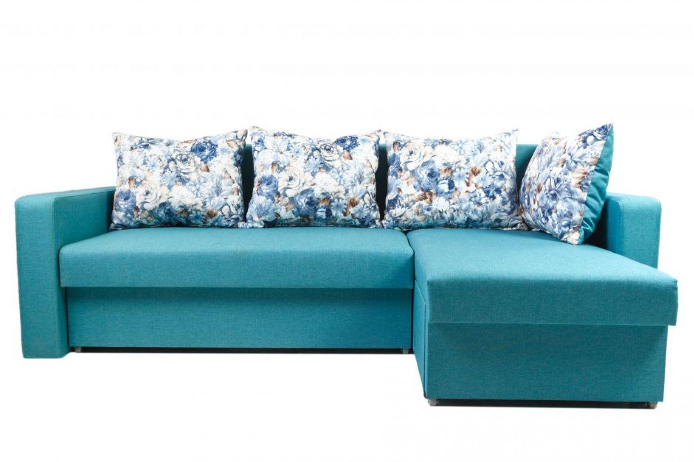 Угловые диваны - Диван угловой Гетьман №37 ткань Platinum фото 1 - ДиванКиев