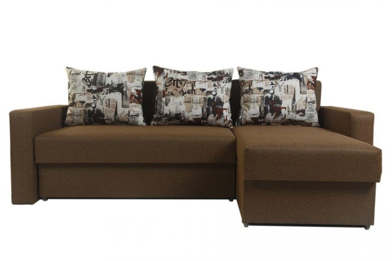 Угловые диваны - Диван угловой Гетьман №46 ткань Platinum фото 1 - ДиванКиев