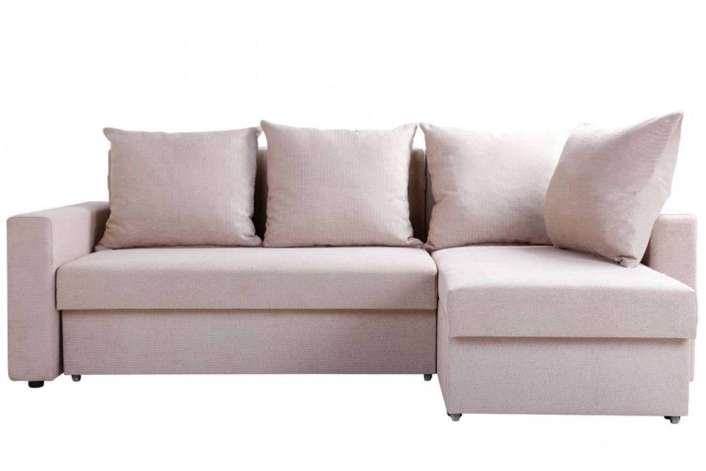 Угловые диваны - Диван угловой Гетьман №6 ткань Gold фото 1 - ДиванКиев