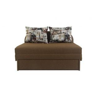 Диван-кровать Дипломат №45 ткань Gold