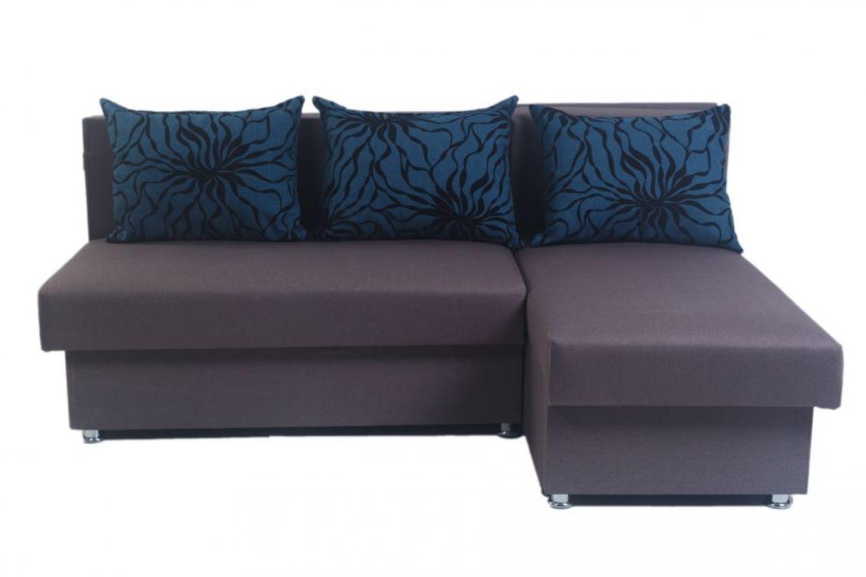Угловые диваны - Диван угловой Гетьман без подлокотников №146 ткань Brilliant фото 1 - ДиванКиев