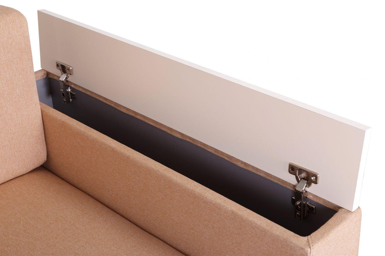 Угловые диваны - Диван угловой Гетьман №147 ткань Brilliant фото 11 - ДиванКиев