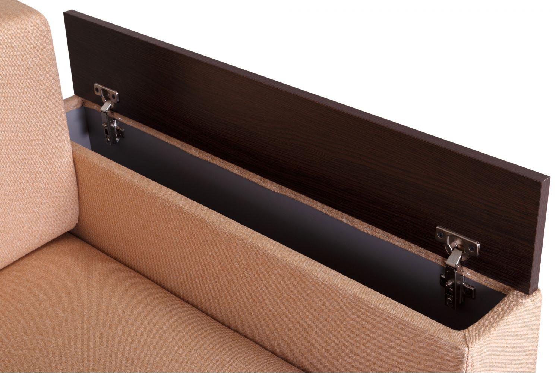 Угловые диваны - Диван угловой Гетьман №147 ткань Brilliant фото 9 - ДиванКиев