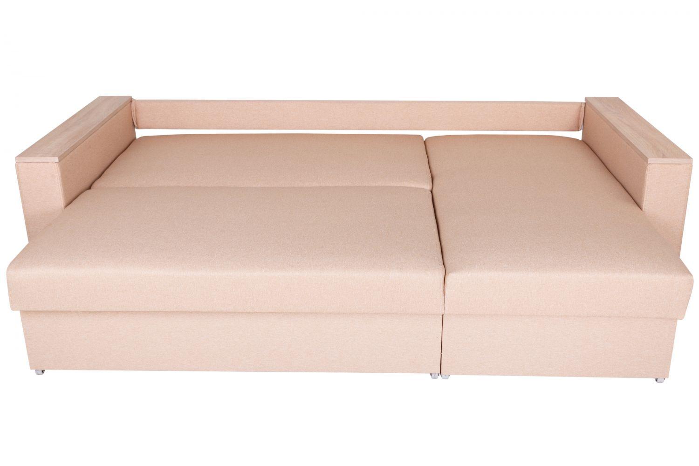 Угловые диваны - Диван угловой Гетьман №147 ткань Brilliant фото 2 - ДиванКиев