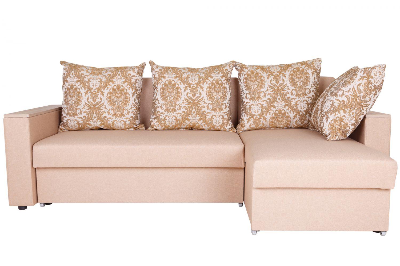 Угловые диваны - Диван угловой Гетьман №147 ткань Brilliant фото 1 - ДиванКиев