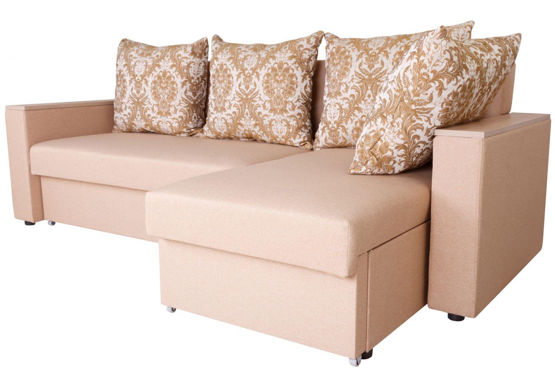 Угловые диваны - Диван угловой Гетьман №147 ткань Brilliant фото 3 - ДиванКиев