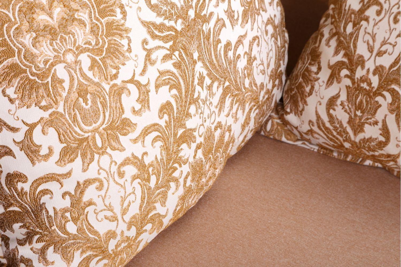 Угловые диваны - Диван угловой Гетьман №147 ткань Brilliant фото 4 - ДиванКиев