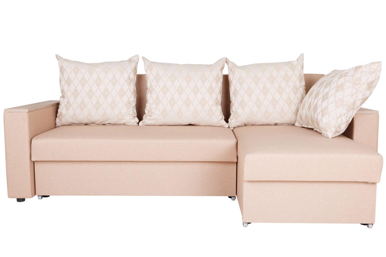 Угловые диваны - Диван угловой Гетьман №147 ткань Brilliant фото 5 - ДиванКиев