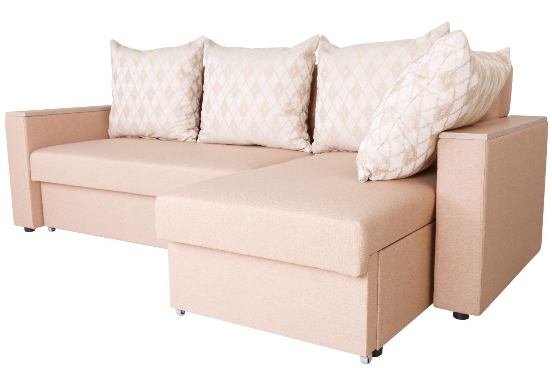 Угловые диваны - Диван угловой Гетьман №147 ткань Brilliant фото 6 - ДиванКиев