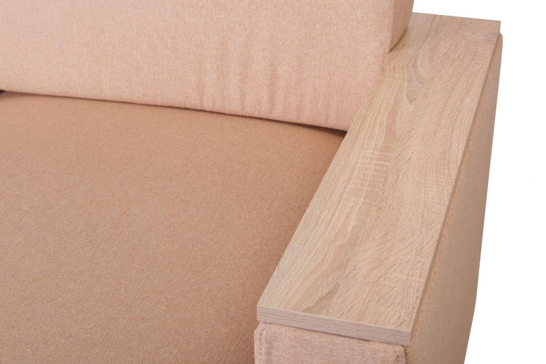 Угловые диваны - Диван угловой Гетьман №147 ткань Brilliant фото 12 - ДиванКиев