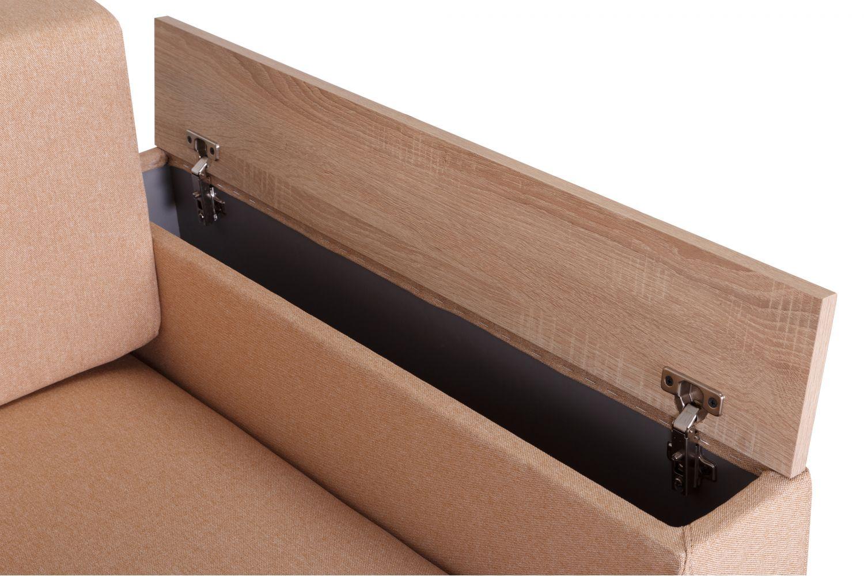 Угловые диваны - Диван угловой Гетьман №147 ткань Brilliant фото 13 - ДиванКиев