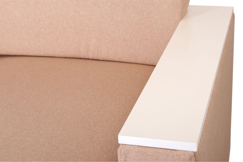 Угловые диваны - Диван угловой Гетьман №147 ткань Brilliant фото 10 - ДиванКиев