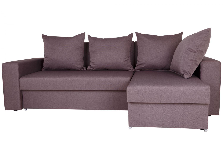 Угловые диваны - Диван угловой Гетьман №151 ткань Brilliant фото 1 - ДиванКиев