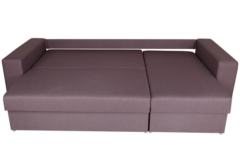 Угловые диваны - Диван угловой Гетьман №151 ткань Brilliant фото 2 - ДиванКиев