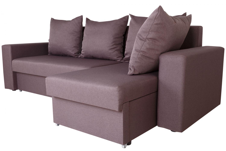 Угловые диваны - Диван угловой Гетьман №151 ткань Brilliant фото 3 - ДиванКиев
