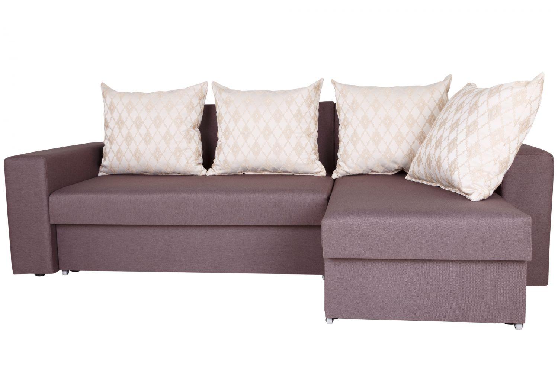 Угловые диваны - Диван угловой Гетьман №151 ткань Brilliant фото 5 - ДиванКиев