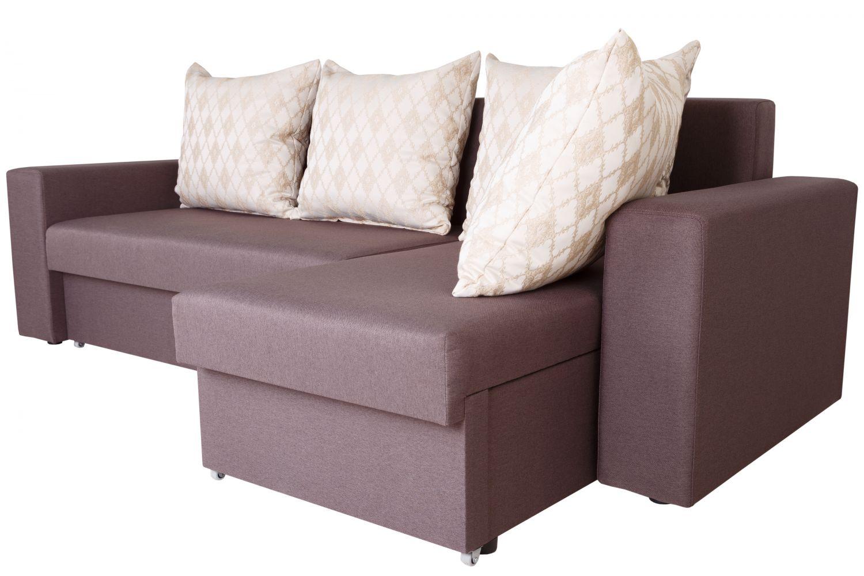 Угловые диваны - Диван угловой Гетьман №151 ткань Brilliant фото 6 - ДиванКиев