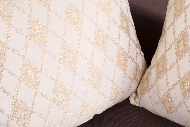 Угловые диваны - Диван угловой Гетьман №151 ткань Brilliant фото 7 - ДиванКиев