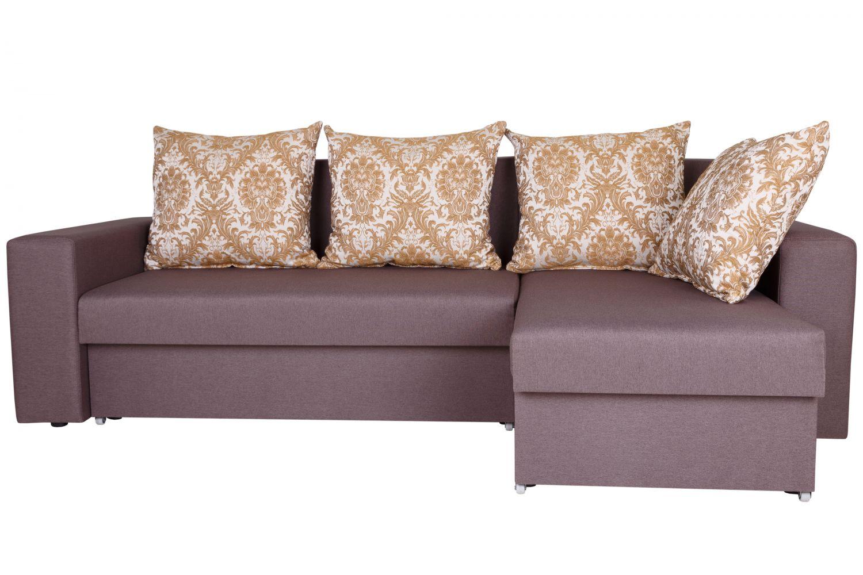 Угловые диваны - Диван угловой Гетьман №151 ткань Brilliant фото 8 - ДиванКиев