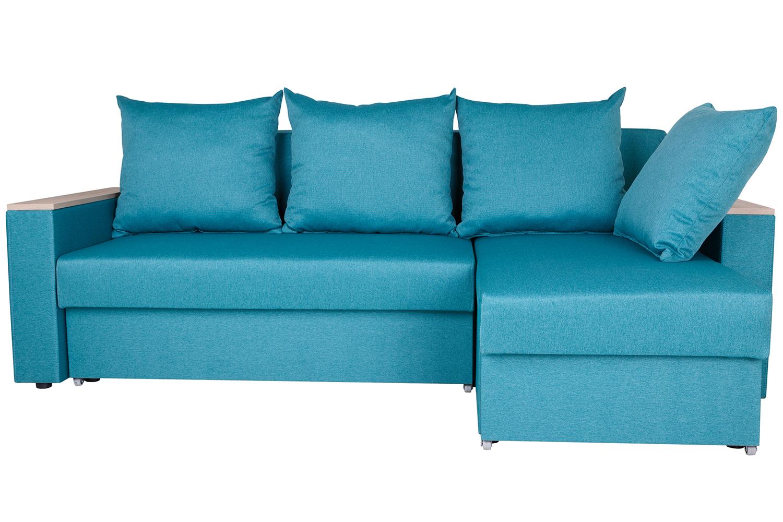 Угловые диваны - Диван угловой Гетьман №152 ткань Brilliant фото 1 - ДиванКиев