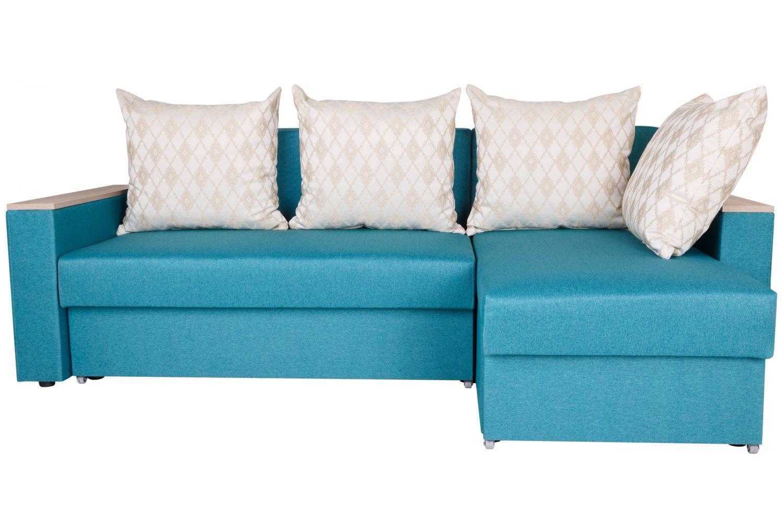 Угловые диваны - Диван угловой Гетьман №152 ткань Brilliant фото 4 - ДиванКиев