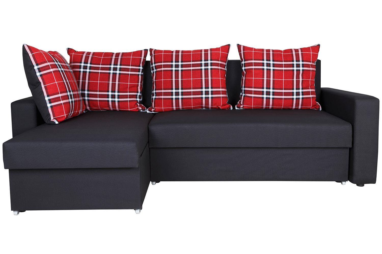 Угловые диваны - Диван угловой Гетьман №158 ткань Platinum фото 1 - ДиванКиев