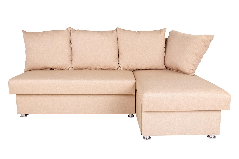 Угловые диваны - Диван угловой Гетьман без подлокотников №160 ткань Brilliant фото 1 - ДиванКиев