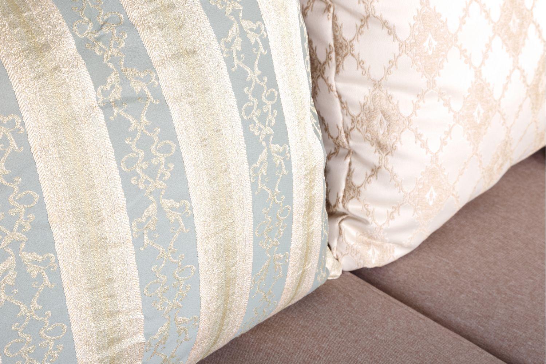 Угловые диваны - Диван угловой Император №149 ткань Brilliant фото 4 - ДиванКиев