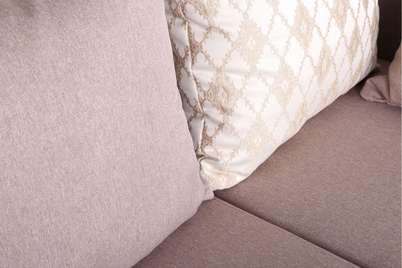 Угловые диваны - Диван угловой Император №150 ткань Brilliant фото 4 - ДиванКиев