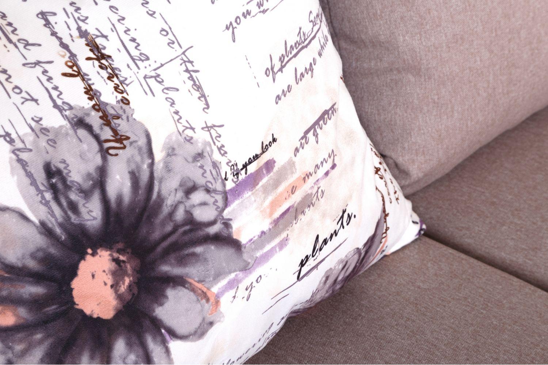 Угловые диваны - Диван угловой Император №154 ткань Brilliant фото 4 - ДиванКиев