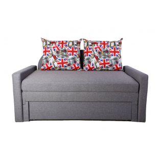 Диван-кровать Лорд №25 ткань Platinum