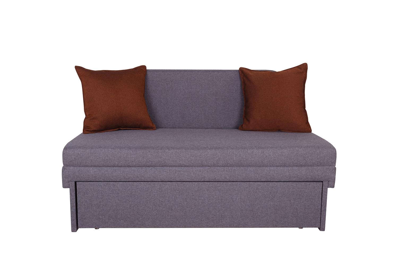 Диваны кровати - Диван-кровать Магнат №13 ткань Platinum фото 1 - ДиванКиев