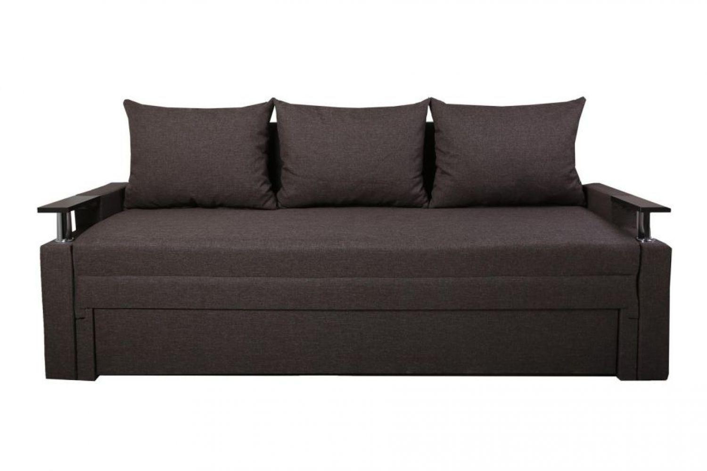 Прямые диваны - Диван прямой Консул №2 ткань Platinum фото 1 - ДиванКиев