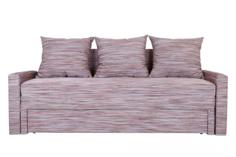 Прямые диваны - Диван прямой Консул №3 ткань Gold фото 1 - ДиванКиев