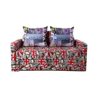 Диван-кровать Олигарх №23 ткань Brilliant