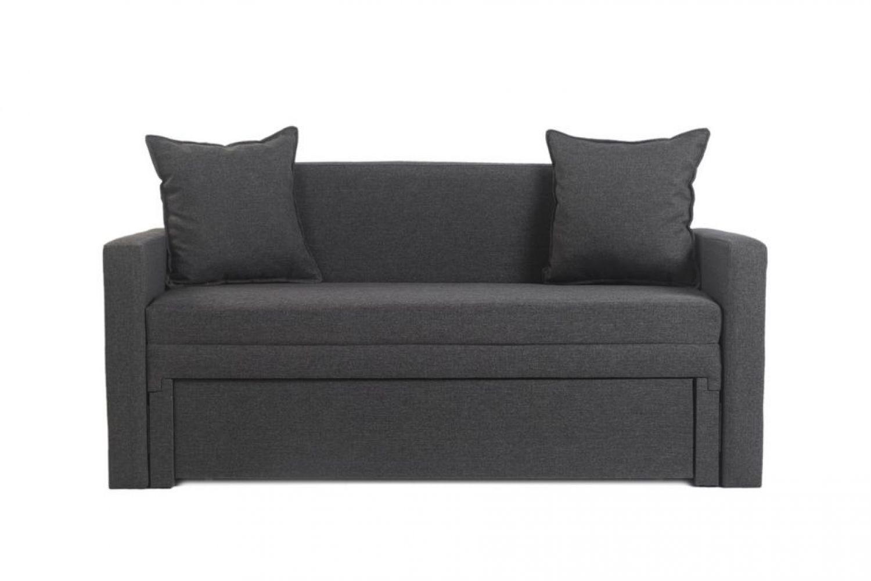 Диваны кровати - Диван-кровать Олигарх №16 ткань Platinum фото 1 - ДиванКиев