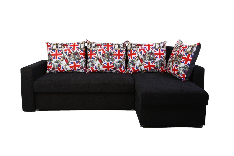 Угловые диваны - Гетьман 56 Ткань Platinum фото 8 - ДиванКиев
