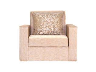 Кресло Босс раскладное №13 ткань Silver