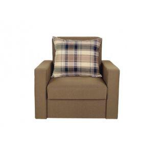 Кресло Босс раскладное №15 ткань Gold