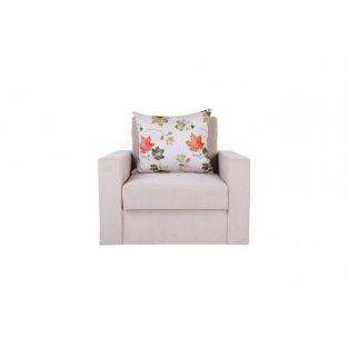 Кресло Босс раскладное №2 ткань Gold