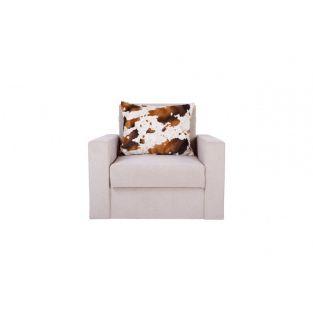 Кресло Босс раскладное №4 ткань Gold