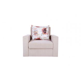 Кресло Босс раскладное №5 ткань Gold