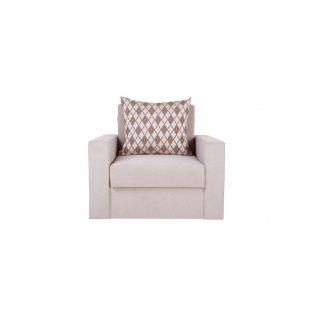 Кресло Босс раскладное №6 ткань Gold